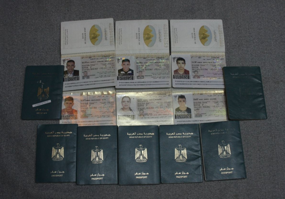 مصر تجهض مخططات تخريبية لـ 3 شبكات سرية وضبط 16 عنصرا