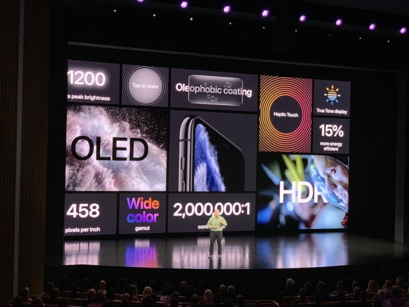 تعرف على مواصفات iPhone 11 Pro