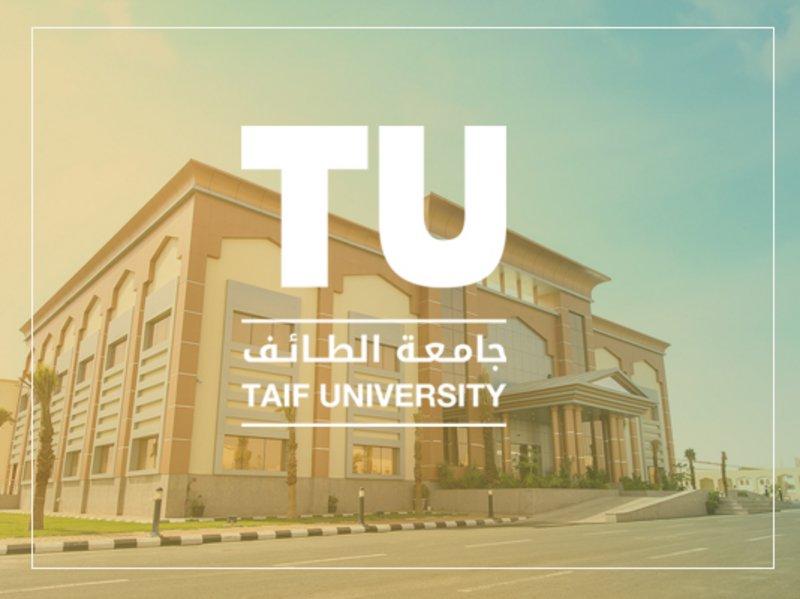 جامعة الطائف تعلن عن وظائف للرجال والنساء