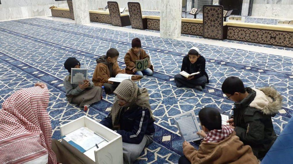 """""""وحي"""" تستأنف العمل في الحلقات القرآنية بمحافظة ميسان"""