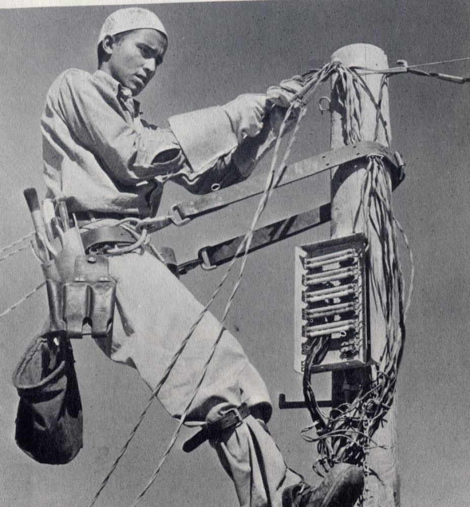 دارة الملك عبدالعزيز توثق تطور الكهرباء