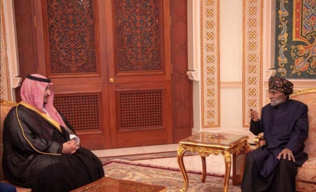 خالد بن سلمان معزياً في وفاة السلطان قابوس: تشرّفتُ باستقباله لي قبل  شهرين بمسقط