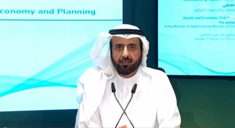 وزير الصحة : خصصنا نصف مليار دولار لدعم لقاح كورونا