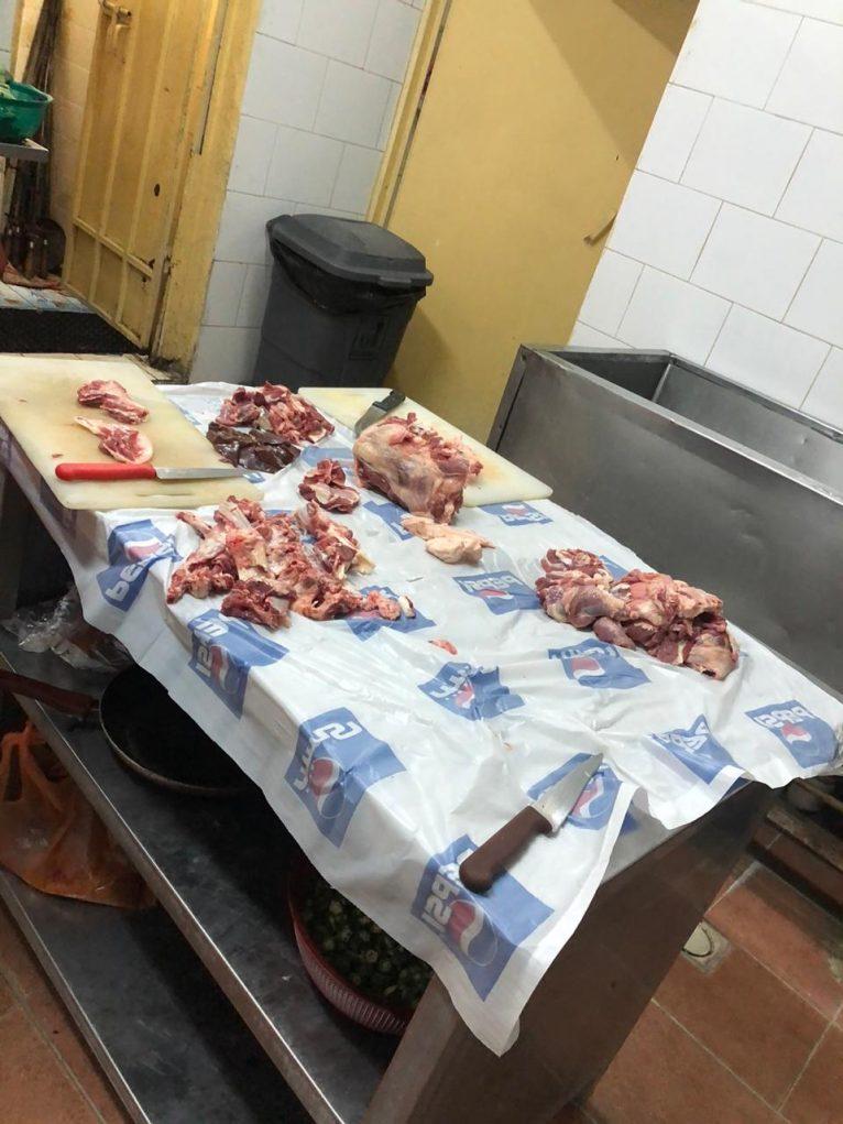 إتلاف أكثر من 12 ألف كيلو من المواد الغذائية الفاسدة في خميس مشيط