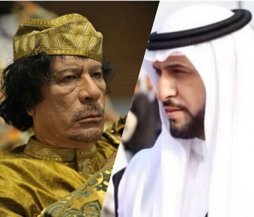 تسريب صوتي جديد للقذافي والمطيري يكشف مخطط لنشر العنف بالسعودية
