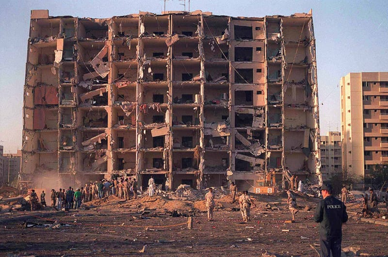 محكمة أمريكية تأمر إيران بدفع 879 مليون دولار للناجين من تفجير أبراج الخبر