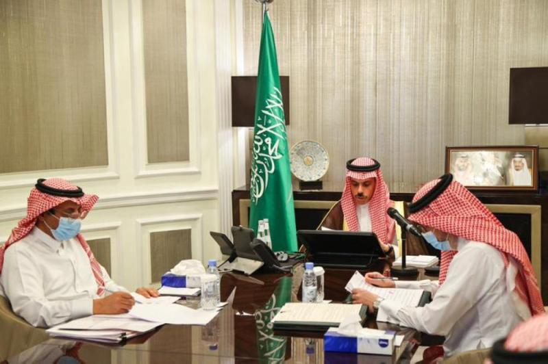 وزير الخارجية: لا نقبل بأي مساس يهدد استقرار المنطقة