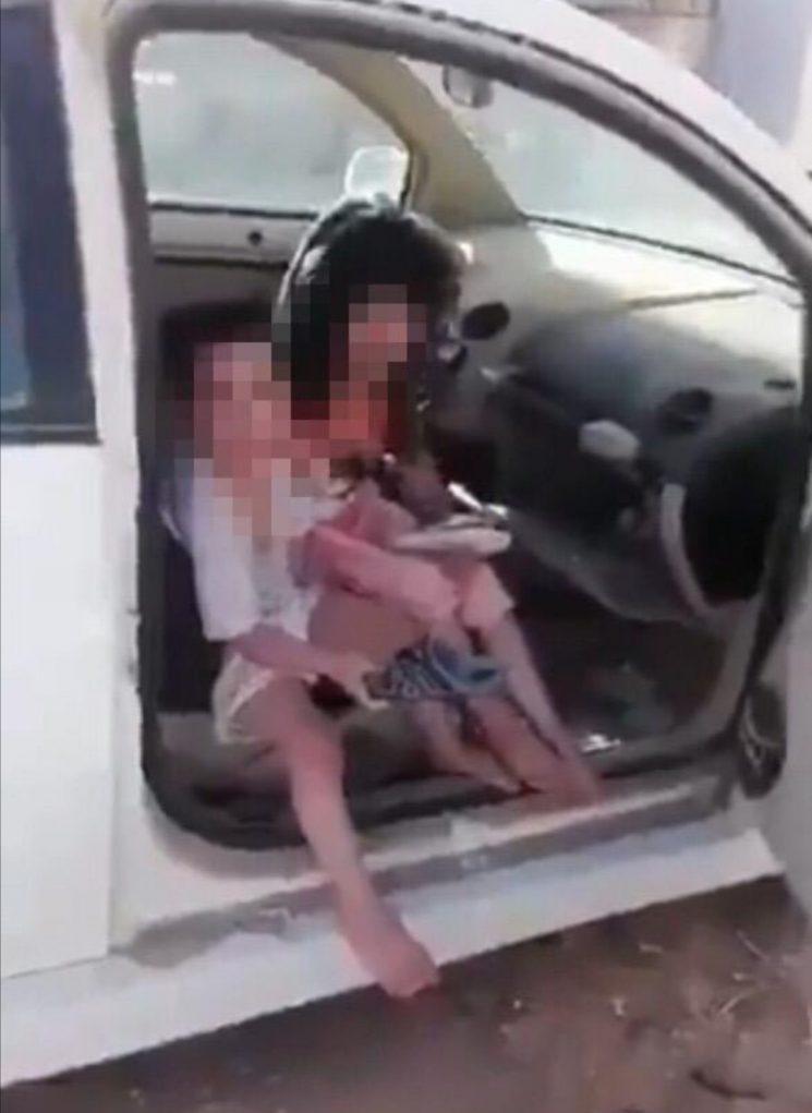 توجيه عاجل من أمير الحدود الشمالية بشأن واقعة حجز طفلين داخل مركبة
