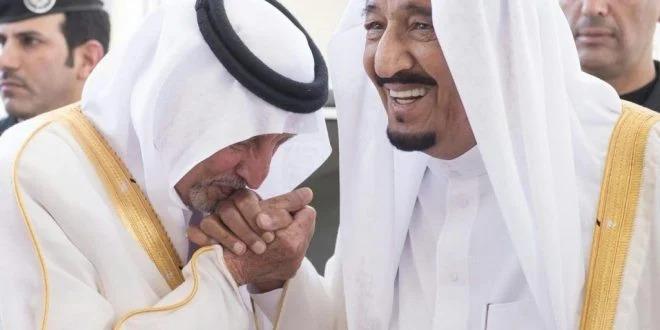"""بمناسبة شفاء خادم الحرمين.. قصيدة جديدة لأمير مكة بعنوان""""صقر الرجاجيل"""""""