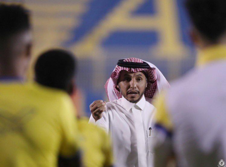 النصر يطالب اتحاد كرة القدم بإعفاء رئيس لجنة الحكام من منصبه