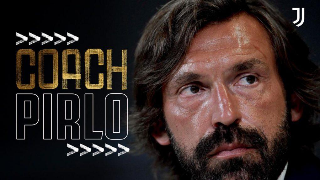 رسمياً.. أندريا بيرلو مدربًا ليوفنتوس الإيطالي