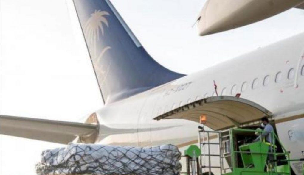 وصول أولى طائرات الجسر السعودي للبنان لمساعدة منكوبي انفجار مرفأ بيروت