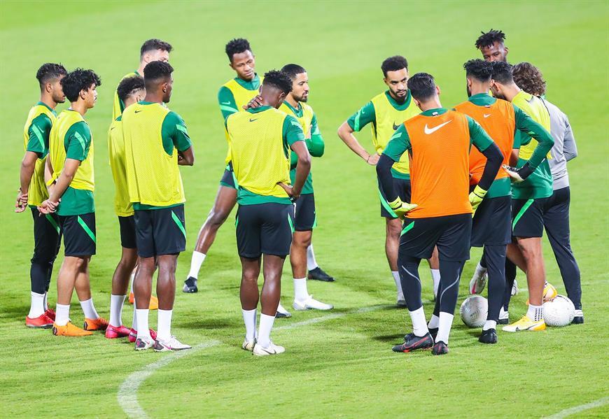 رينارد: هدفنا الوصول لمونديال 2022