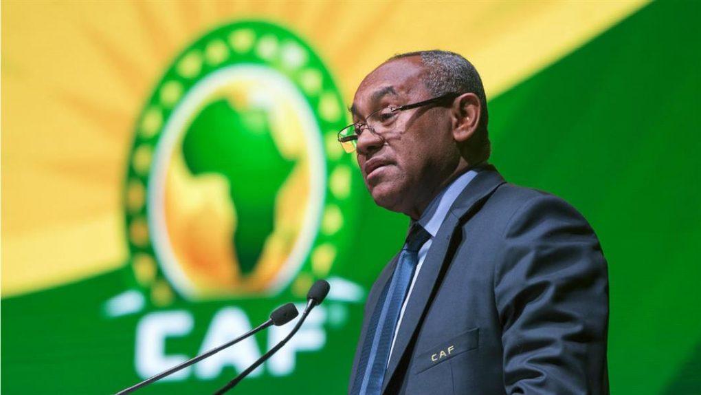 الإيقاف والغرامة لرئيس الاتحاد الإفريقي