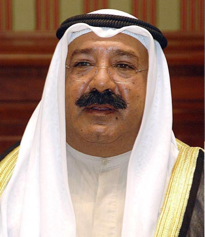 الكويت تعلن وفاة صاحب السمو الشيخ ناصر صباح الأحمد الجابر الصباح
