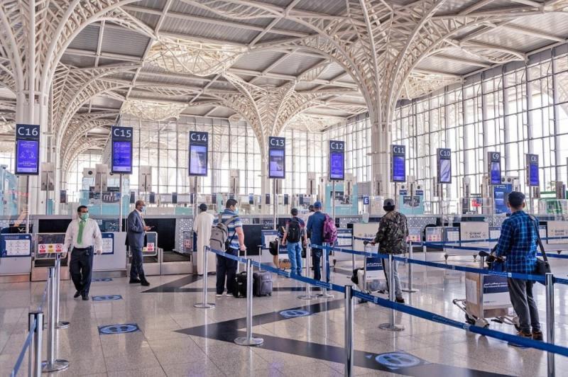 المملكة: تعليق الرحلات الجوية الدولية مؤقتا لمدة أسبوع