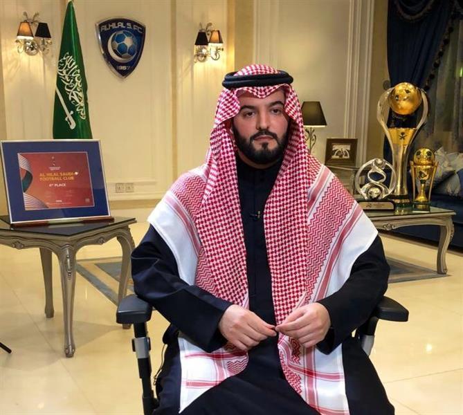 فهد بن نافل: ثقتي كبيرة جدًا في رجالات الهلال