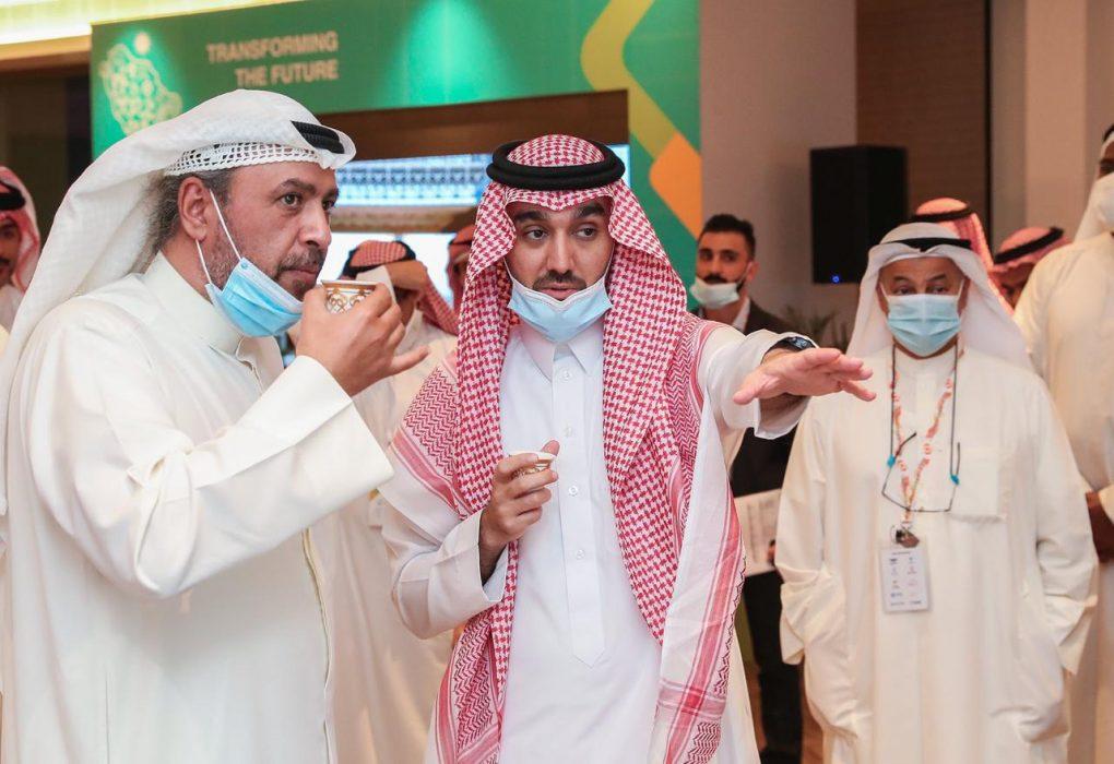 رئيس اللجنة الأولمبية يستقبل الشيخ أحمد الفهد في عُمان