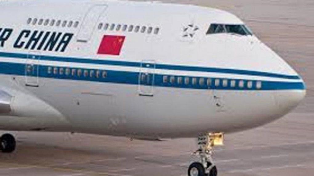الصين تعلن تعليق الرحلات الجوية من وإلى بريطانيا