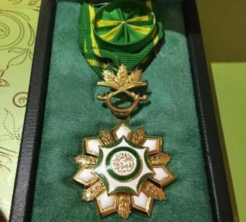 ميدالية الاستحقاق لـ 58 متبرعا بالدم 10 مرات