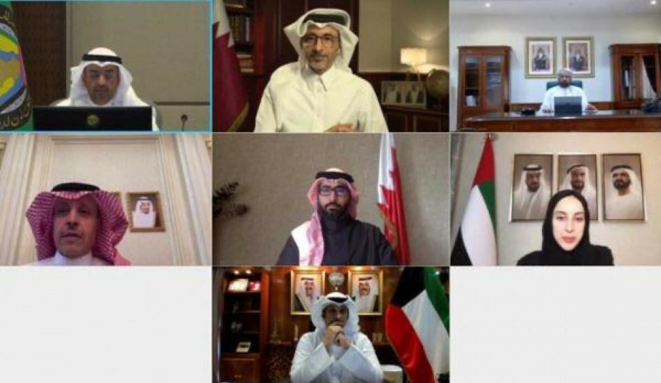 عبر الاتصال المرئي وزراء الشباب والرياضة في الخليج يعقدون اجتماعهم الـ34