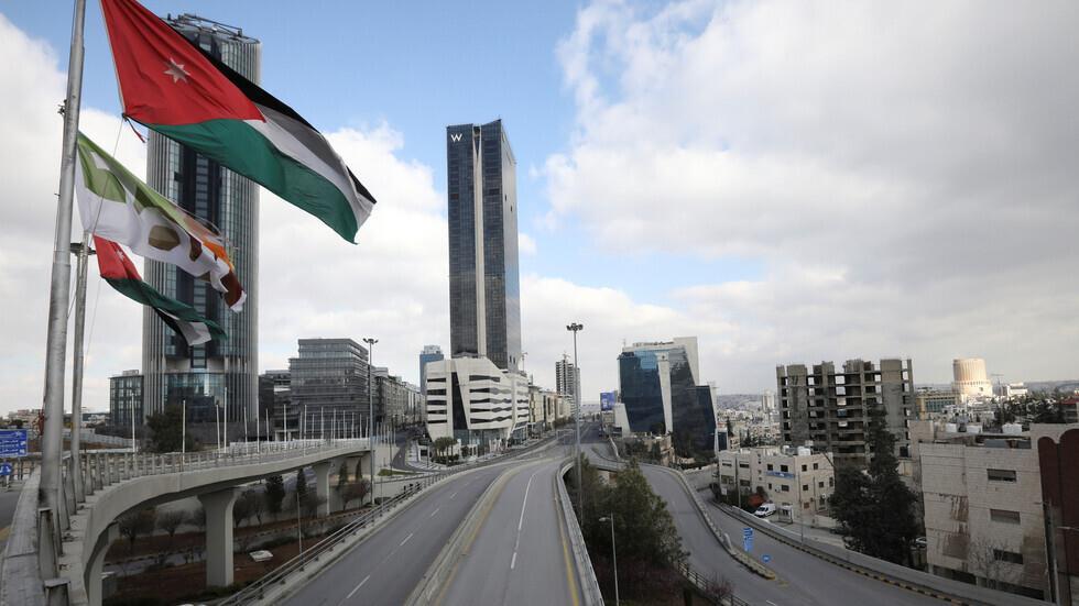 فرض طوق أمني على القصر الملكي بالأردن