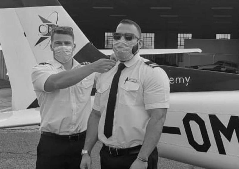 وفاة مواطن إثر تصادم طائرتين للتدريب بجنوب إفريقيا.. وسفارة المملكة توضح