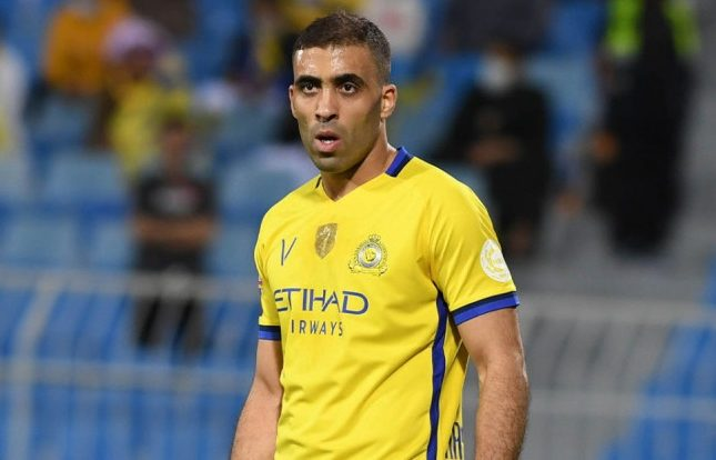 لجنة الانضباط توقف عبدالرزاق حمدالله بعد أحداث مباراة الفيصلي