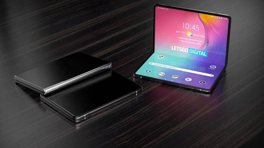 الكشف عن جهاز سامسونغ Galaxy Tablet بشاشة قابلة للطي