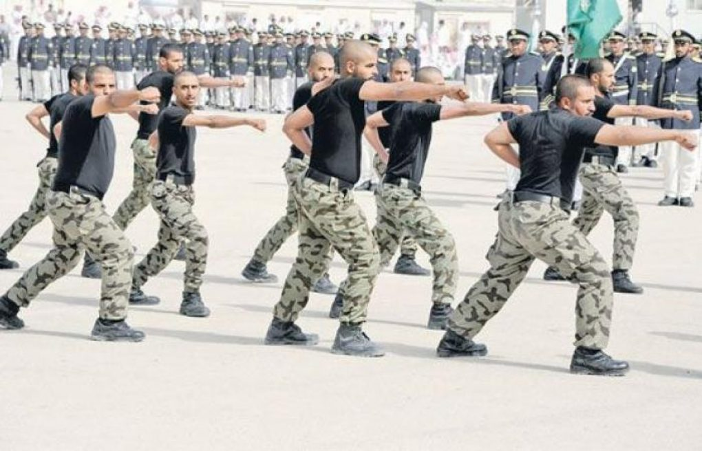 إعلان نتائج القبول المبدئي للوظائف العسكرية في الأمن العام على رتبة «جندي»