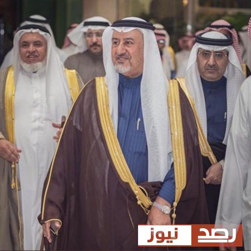 """""""آل سويعد"""" يهنئ القيادة بمناسبة عيد الفطر المبارك"""