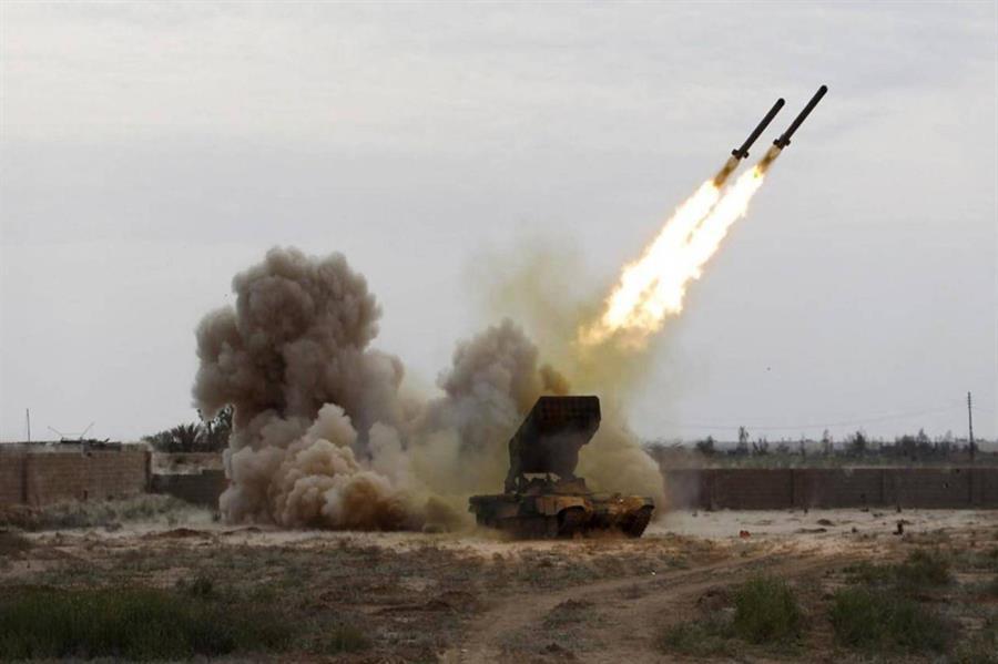 التحالف تعلن تدمير طائرة مسيرة أطلقتها ميليشيا الحوثي تجاه خميس مشيط