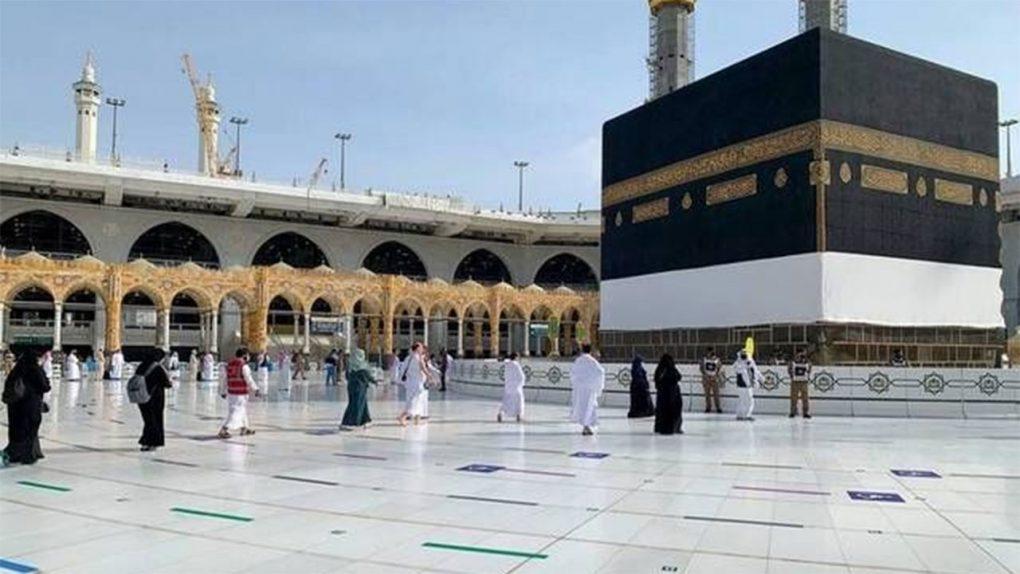 الإطاحة بـ 87 مخالفاً لتعليمات الحج حاولوا دخول المسجد الحرام وساحاته