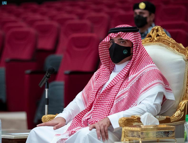 وزير الداخلية يدشن المدينة الأمنية للقوات الخاصة لأمن الحج والعمرة في محافظة الجموم