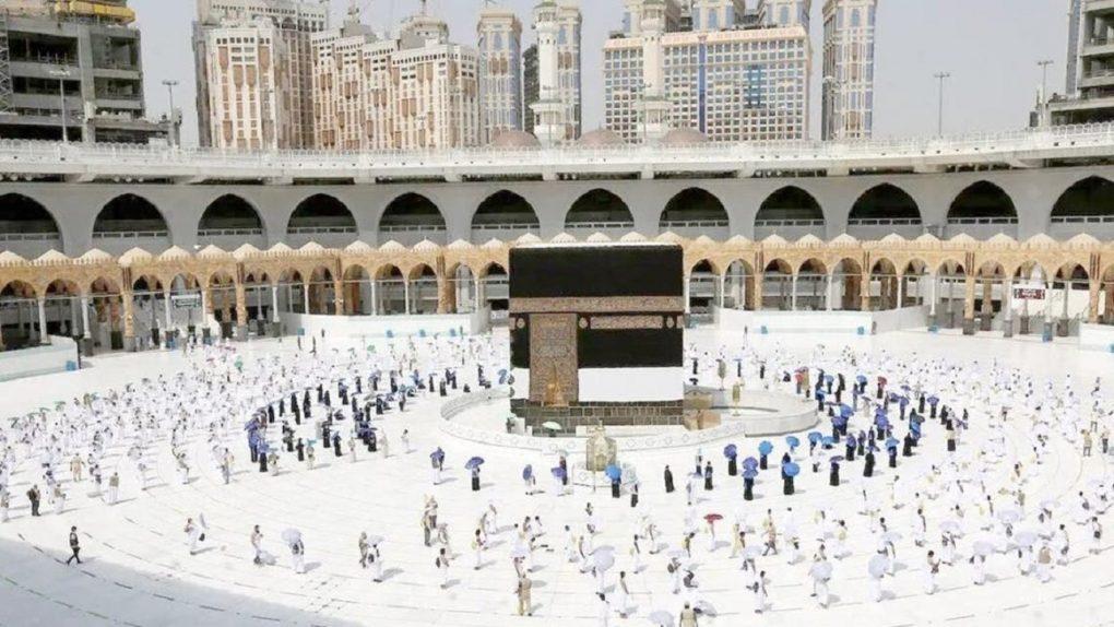 الحج والعمرة توضح مدى إمكانية السماح للأطفال بدخول ساحات المسجد الحرام