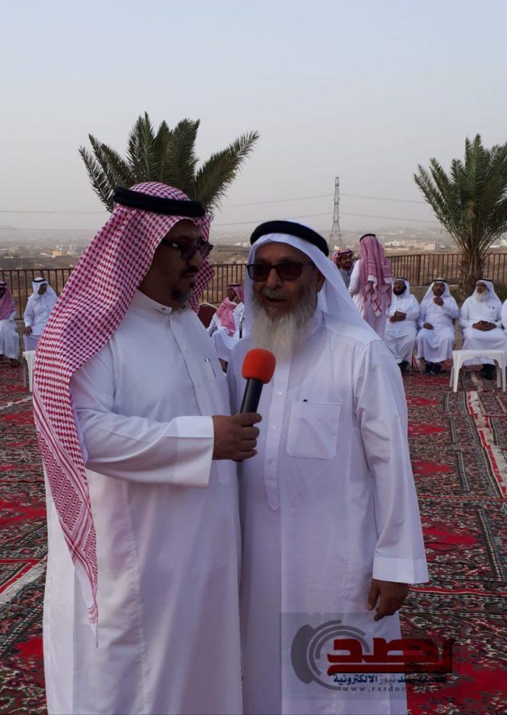 شاهد.. حفل استقبال قبيلة غامد لقحطان في عسير