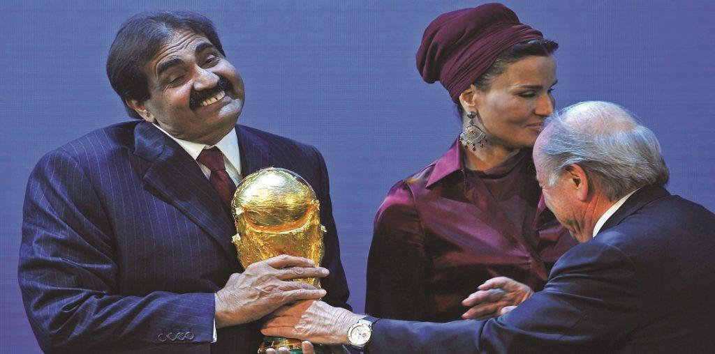 كل ماتريد معرفته حول الرشوة القطرية من أجل الفوز بتنظيم مونديال 2022.. هنا