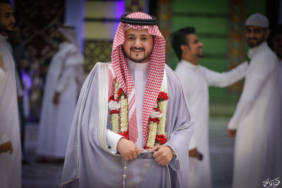 """""""ناجي الحطامي"""" يحتفل بزواجه في جدة"""