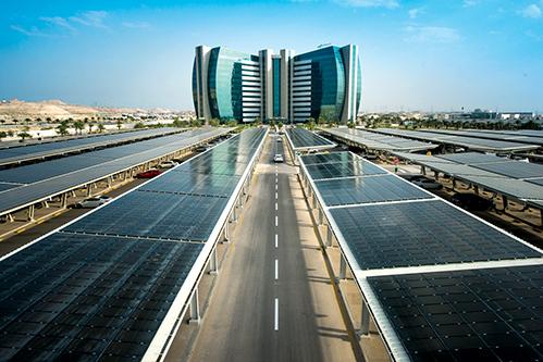 المملكة تؤكد مجدداً التزامها ببلوغ مكانة عالمية رائدة في مجال الطاقة الشمسية