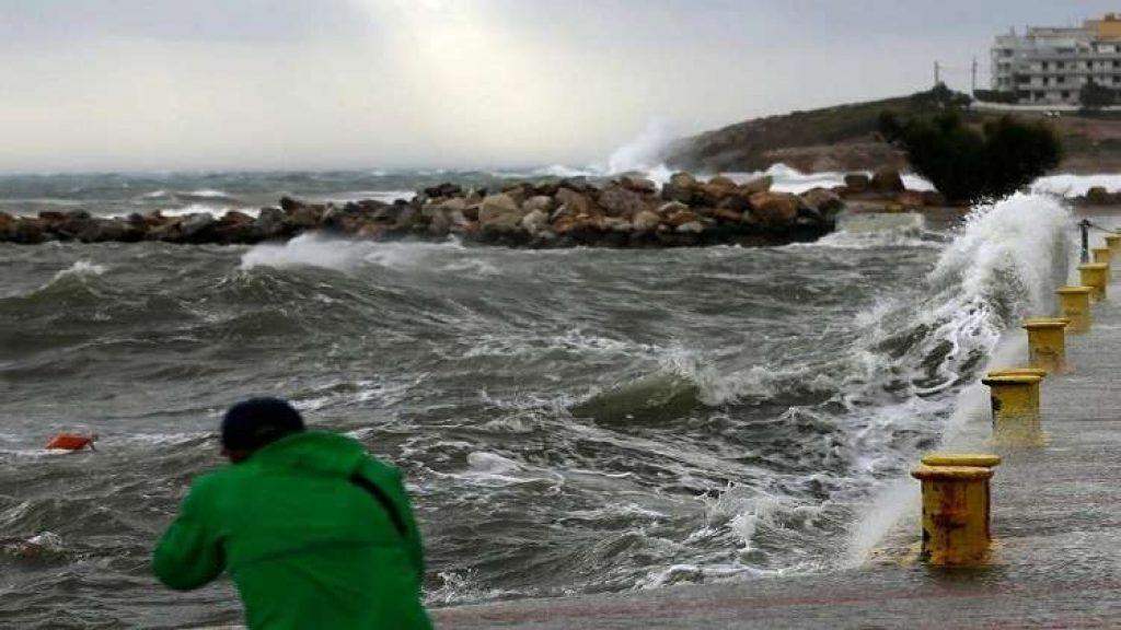انزلاق جبل نحو البحر المتوسط يُنذر بتسونامي هائل