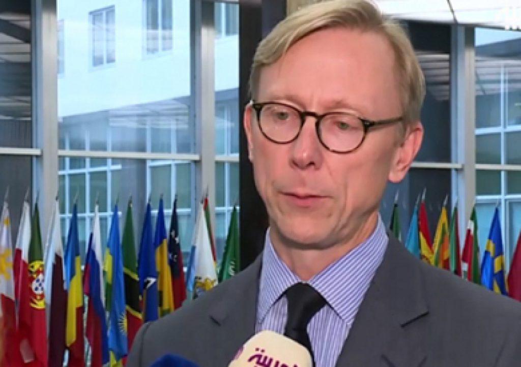مبعوث أمريكي: إيران تمثل تهديداً للأمن الدولي