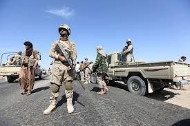 مقتل وجرح 14 من مليشيا الحوثي في كمين للجيش اليمني بتعز