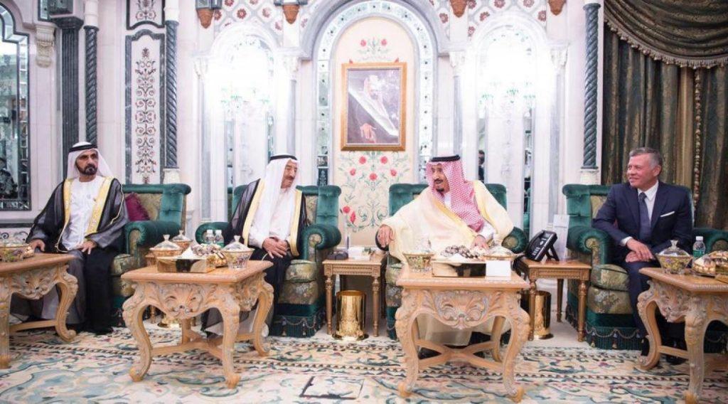 2.5 مليار دولار مساعدات من المملكة والكويت والإمارات لحل أزمة الأردن