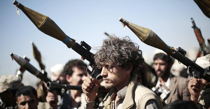 قتلى وجرحى حوثيون في جبهة كتاف