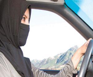 """""""أوبر"""" تتيح الفرصة أمام السعوديات للعمل لديها في وظيفة سائق"""