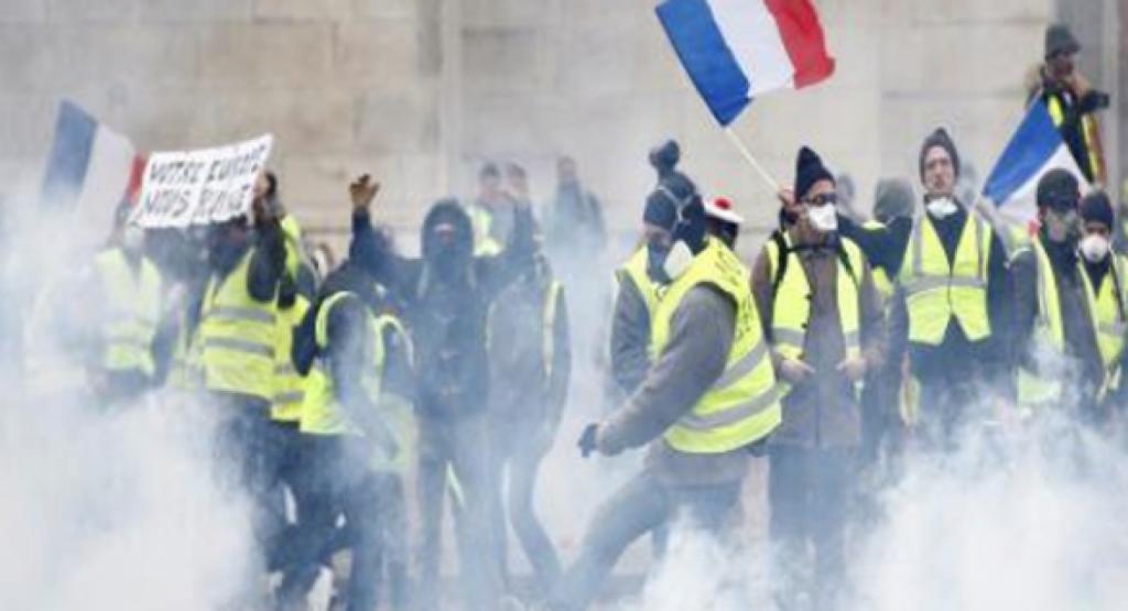 الرئاسة الفرنسية خائفة من «السبت القادم»
