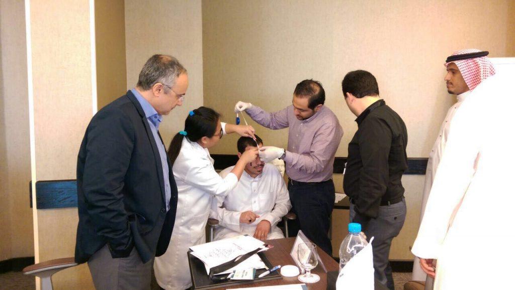 انطلاق الدورة الرابعة لطب ودراسات النوم الليلية بمركز طب وبحوث النوم بمستشفي جامعة الملك عبد العزيز