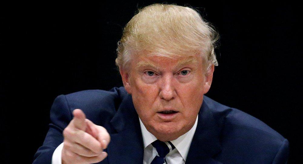 ترامب: العقوبات على إيران تدريجية لنحافظ على سوق النفط