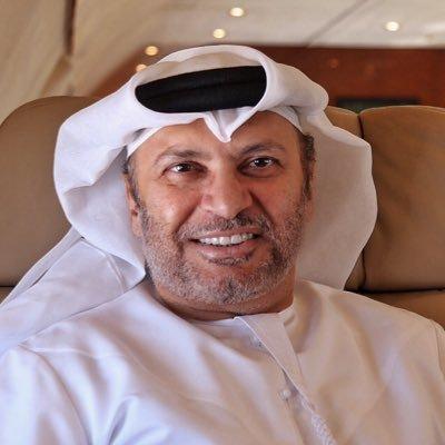 قرقاش يرد على الشكوى القطرية بشأن إنتهاك الإمارات لمجالها الجوي