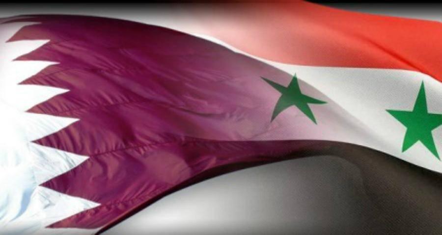 كاتب بريطاني يكشف عن علاقات سرية جديدة بين الأسد وقطر